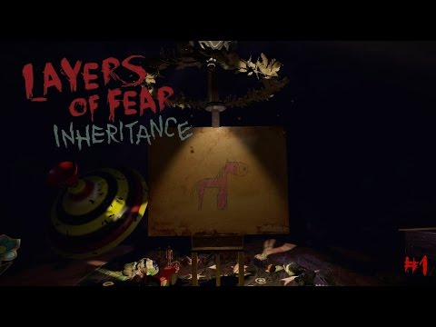 Layers of Fear: Inheritance (DLC) | Part 1 | THIS IS CRAZY!! |