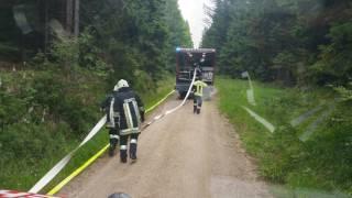 ABCFFD 2017, Austrian Bavarian Czech Forest Fire Drill