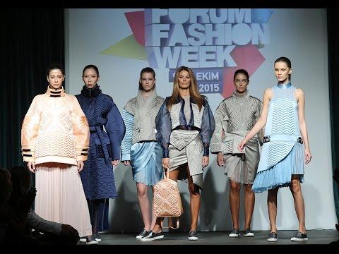 Merve Odabaşı - İstanbul Forum Fashion Week