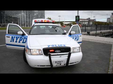 NYPD Demonstrating sirens