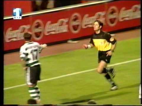 08J :: Braga - 2 x Sporting - 1 de 2001/2002