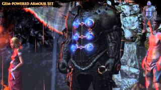 Path of Exile - Gem-powered Armour Set