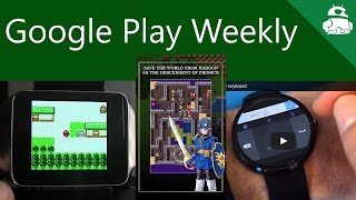 Fallout on Android, Dragon Quest II is out, Gameboy Color on Android Wear! - Google Play Weekly