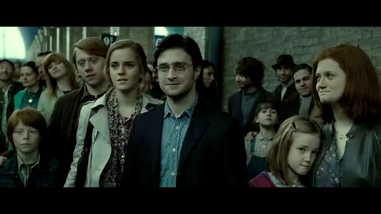 Harry Potter Book Trailer : Trailer book harry potter y el legado maldito youtube