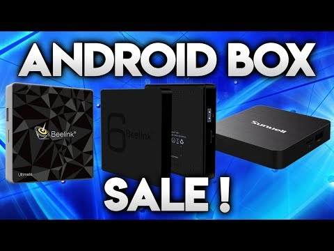 ANDROID & TV BOX SALE! GRAB BOXES AT BARGAIN PRICES!