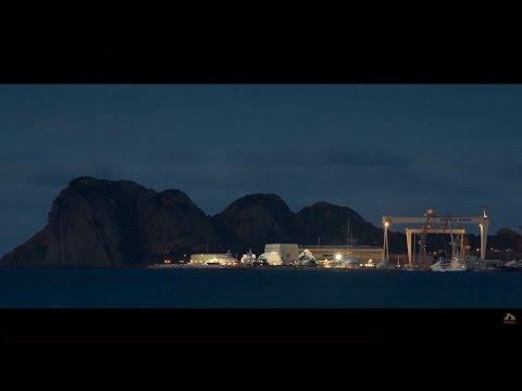 """La Grande Forme"": MegaYacht development opportunities in La Ciotat Shipyards"