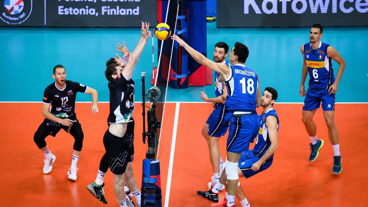 Download ITALY -Slovenia Gold Medal Match | Highlights European Championship Volleyball 2021