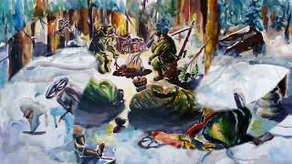 Война в рисунках детей