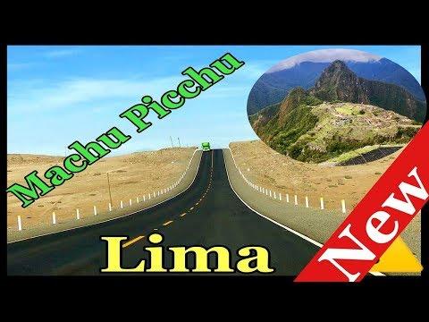 La carretera mas chula de Lima a Machu Picchu, Peru. Dangerous Road
