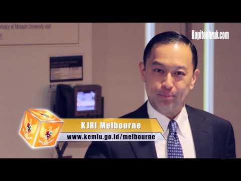 Kuliah Umum Menteri Perdagangan Indonesia, Thomas Trikasih Lembong Monash University, 18 Maret 2016