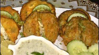 Three Types of Brinjal ( Egg Plant) Kebab yummy Recipe by RJ Kitchen