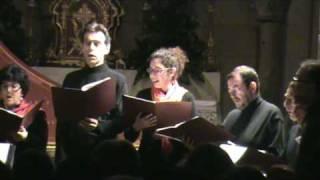 O Virgo splendens - versão cânone a 3 vozes