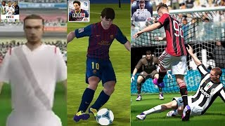 EVOLUTION OF FIFA MOBILE 10 TO FIFA 18 MOBILE
