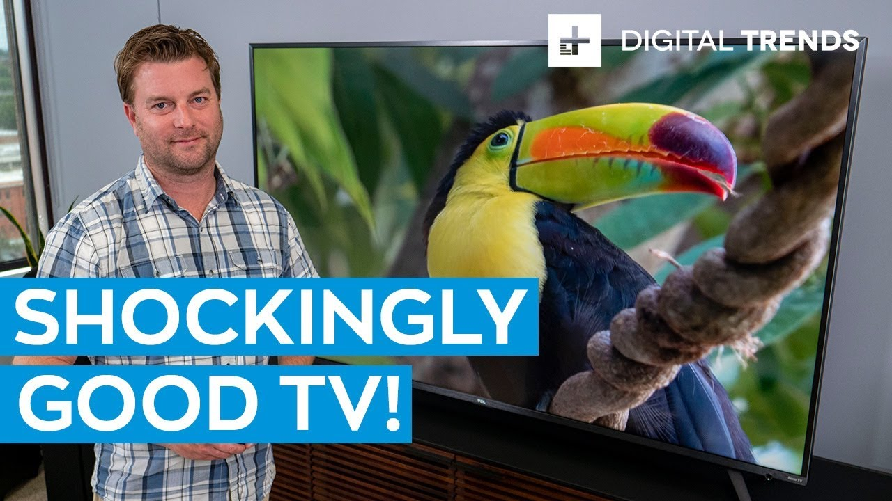 TCL 75-inch 6-series (75R617) 4K HDR TV Review: A Monster TV With Unbelievable Picture Quality