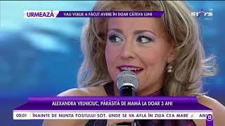 "Alexandra Velniciuc, despre experianța la ""Te cunosc de undeva!"": ""E foarte greu"""