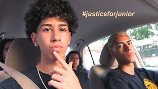 We Need Justice For Junior (a bronx vlog)