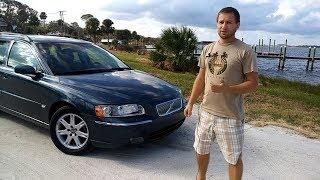 США/Чем Volvo подкупает американцев/обзор и тест/V70