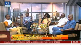 Parties Talk Tough As Anambra Governorship Election Draws Near Pt.1 |Sunrise|