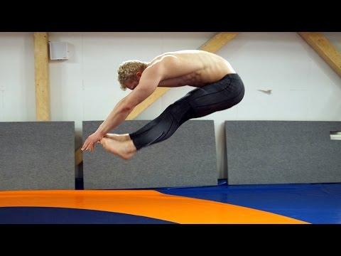 9 Animal Jump Exercises (Quadrupedal)
