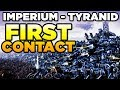 IMPERIUM - TYRANIDS FIRST CONTACT & The Battle of Macragge   WARHAMMER 40,000 Lore / History