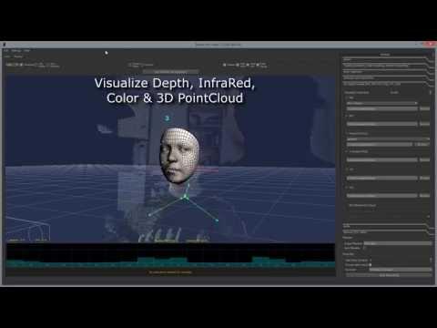 Brekel Kinect Pro Face v2