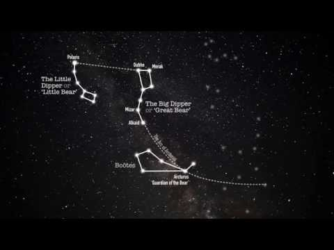 How to find four more constellations from the Plough/Big Dipper/Great Bear
