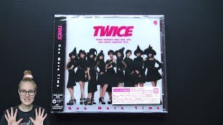 Video Unboxing TWICE 1st Japanese Single Album One More Time [ONCE/Fanclub Edition] download MP3, 3GP, MP4, WEBM, AVI, FLV Januari 2018