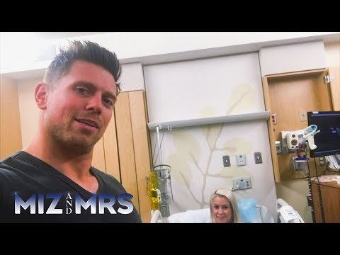 A candid look at Maryse and The Miz just before they become parents: Miz & Mrs. Preview Aug. 14 2018