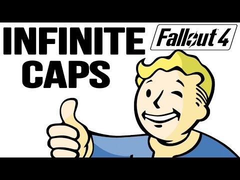 Fallout 4 - Infinite Money Cheat/ Glitch Vendor Exploit unlimited caps and ammo
