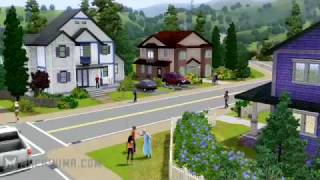 The Sims 3 - PlayStation 3 Trailer