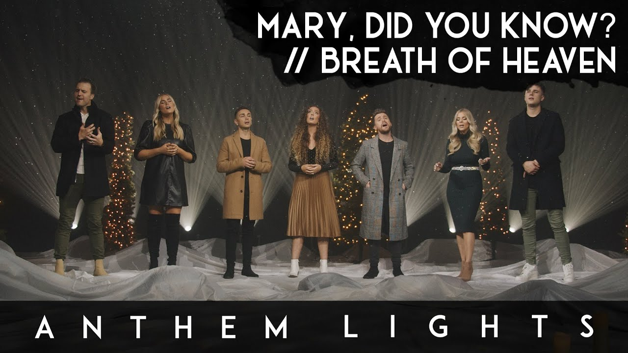 Mary, Did You Know? / Breath of Heaven | @Anthem Lights & @Charlotte Ave (Cover) on Spotify & Apple