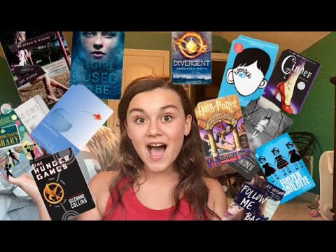 13 BOOKS FOR 13 YEAR OLDS ��