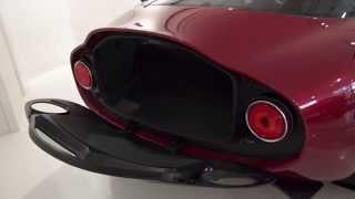 Alfa Romeo TZ3 Stradale by Zagato(HD photo video)