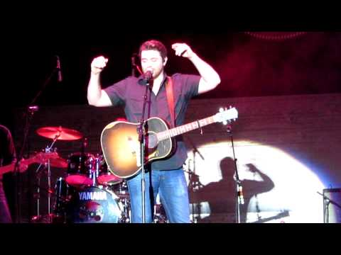 Chris Young  ~'Lost' ~ performance at the Las Vegas NFR