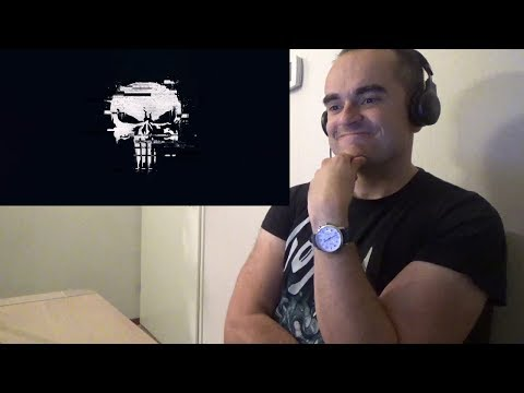The Punisher(featuring Metallica ;) )Trailer Reaction