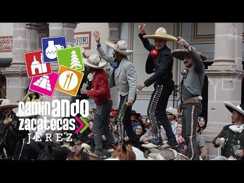 Caminando Zacatecas: Jerez