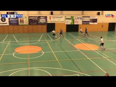 Rivas Futsal - Manzanares FS