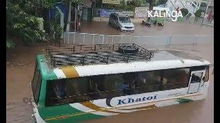 Heavy Rain Triggers Flood-Like Situation in  'Smart' City Bhubaneswar