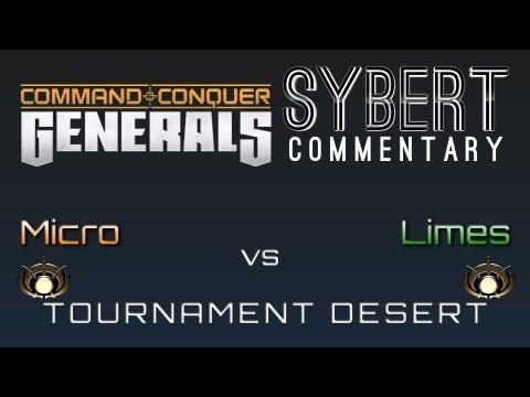 Micro(GLA) vs limes(GLA) - Tournament Desert - Generals