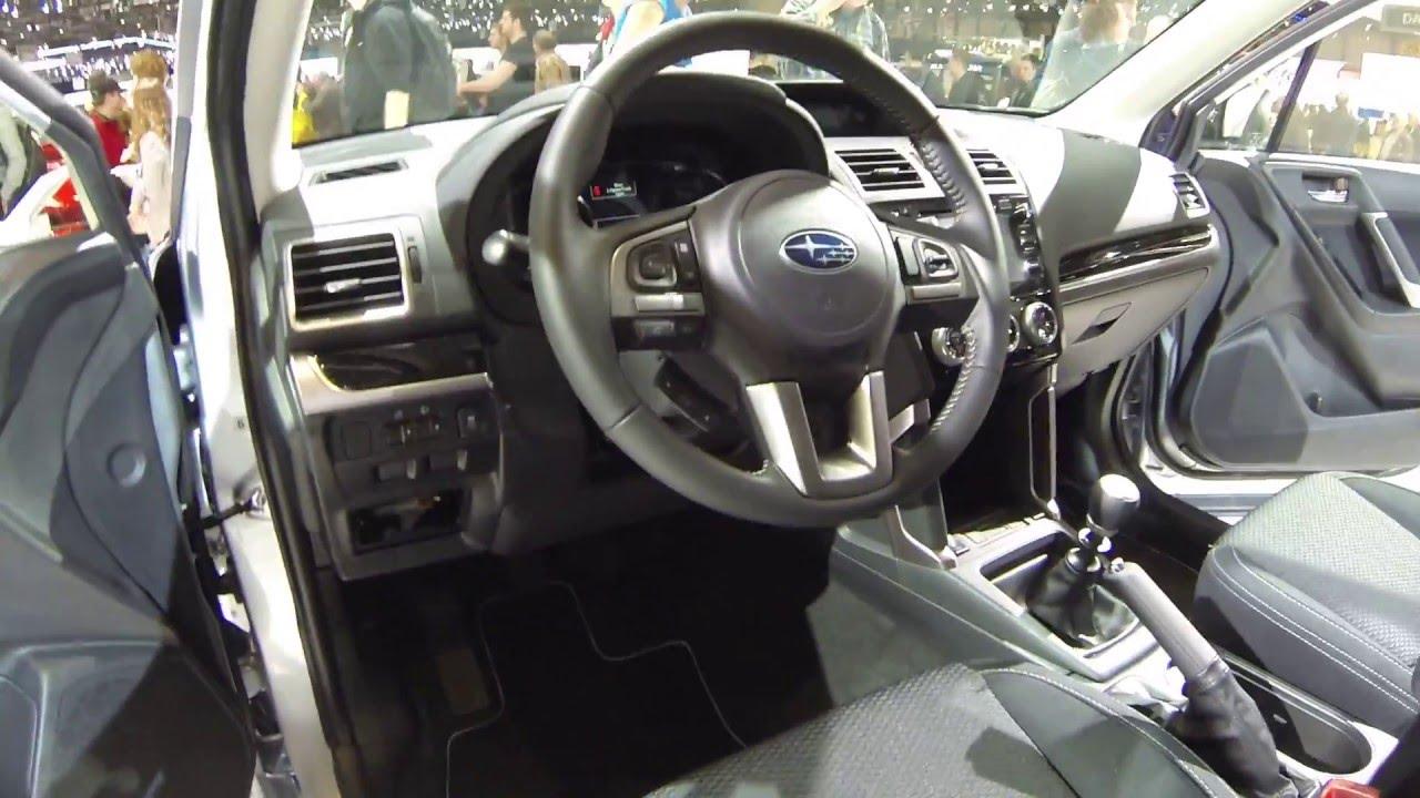 Subaru Forrester Mk4 OBD2 Diagnostic Port Location