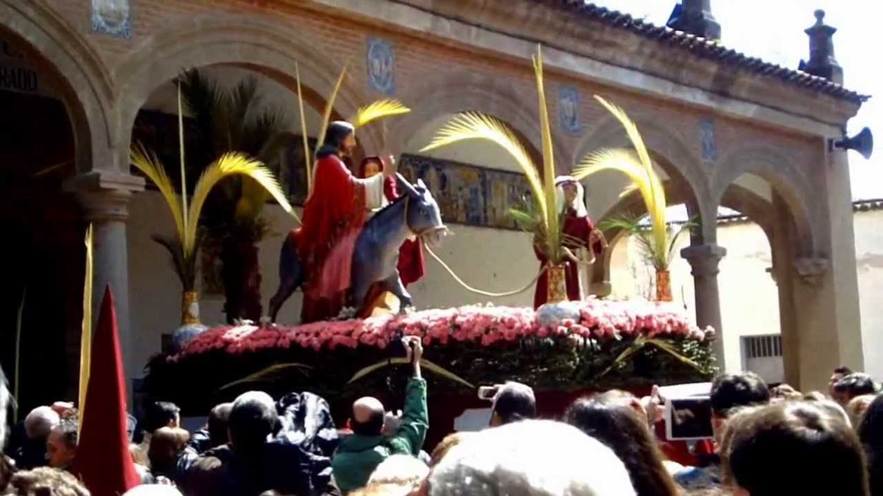 Procesion de la borriquita semana santa de talavera - La reina del mueble talavera ...