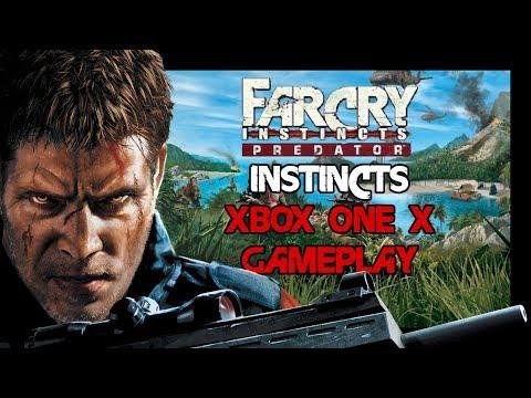 Far Cry Instincts Predator INSTINCTS Xbox One X Gameplay