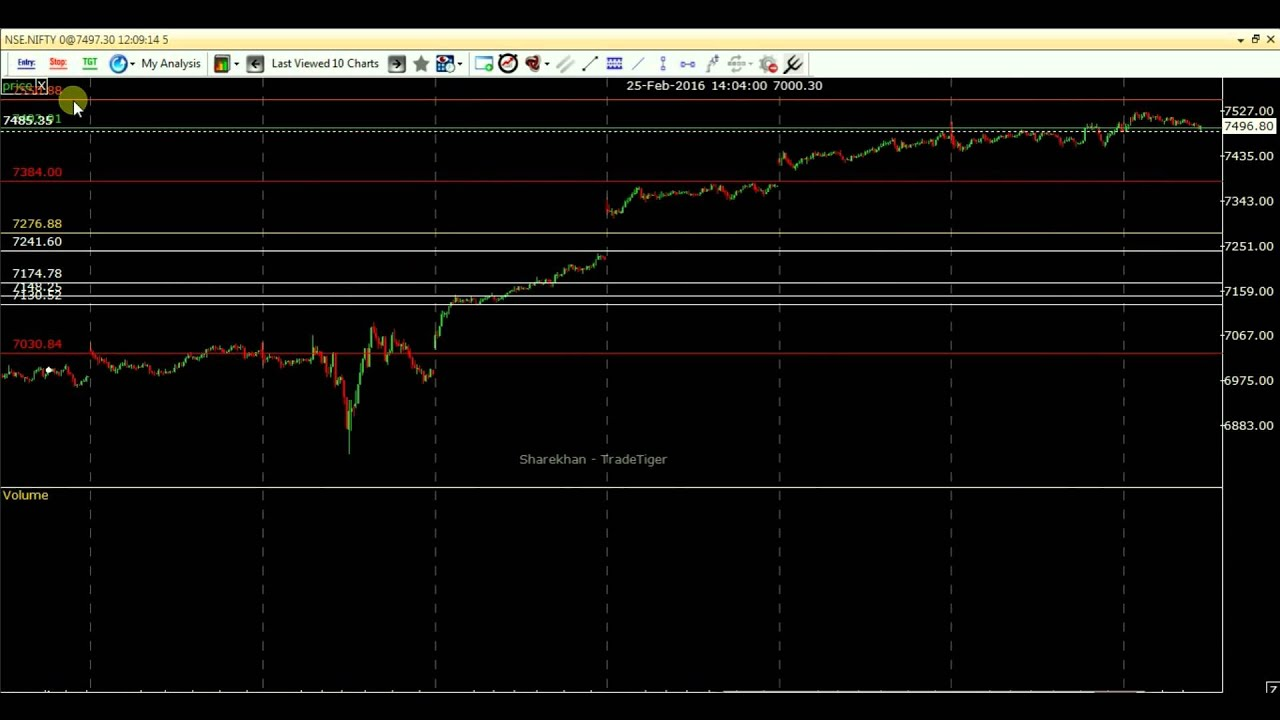 Nifty options trading software