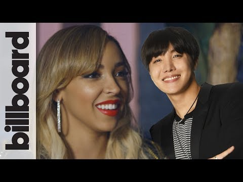 Tinashe on J-Hope & BTS Collaboration | Billboard