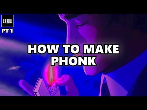 HOW TO MAKE PHONK TUTORIAL (PT 1) - Простые вкусные домашние