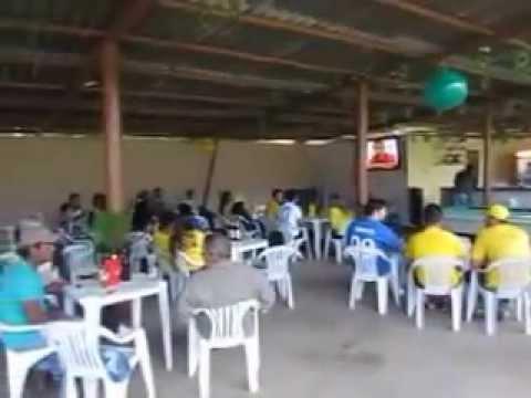 001-COPA DO MUNDO 2014 - BRASIL X CROÁCIA - CAMPO SOCIETY SHOW DE BOLA -PADRE PARAISO -12-06-14