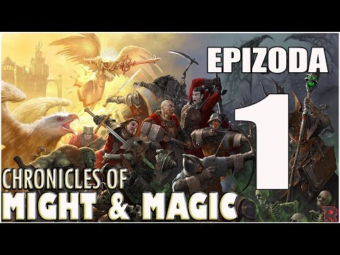 Chronicles of Might and Magic (Warband Mod) | #1 | Heroes v M&B! | CZ / SK Let's Play / Gameplay