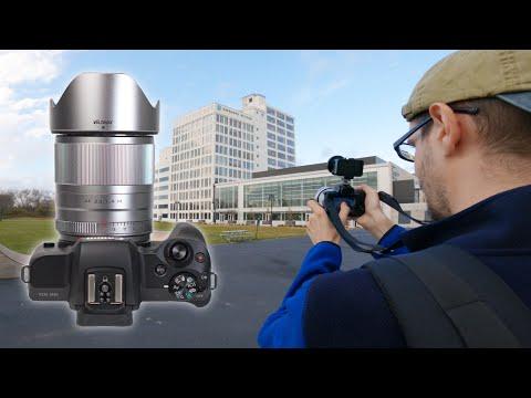 City Exploration Photography | ft. Viltrox 23mm f/1.4 & Canon EOS M50