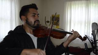 Ed Sheeran - Thinking Out Loud - Violin Cover - David Wong