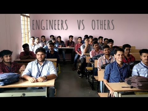 Engineers Vs Others|St Martins Engineering College|By Ranadeep